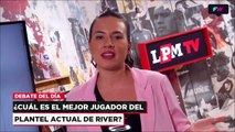Debate del día: #ElMejorDeRiver