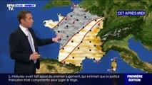Un temps automnal aujourd'hui avec une France coupée en deux: pluie au nord et éclaircies au sud