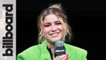 Sofia Reyes Discusses Mixing Sounds & Cultures With Her Music | Latin AMAs Fest Summit 2019