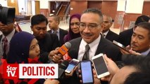 Hishammuddin: Who am I to stop Anwar from becoming PM?