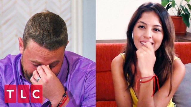 Evelin Forgot to Wear Her Engagement Ring! | 90 Day Fiancé: The Other Way