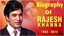 Bollywood's First Superstar - Rajesh Khanna - Biography