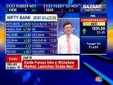 Sanjeev Prasad of Kotak Institutional Equities on market & specific sectors