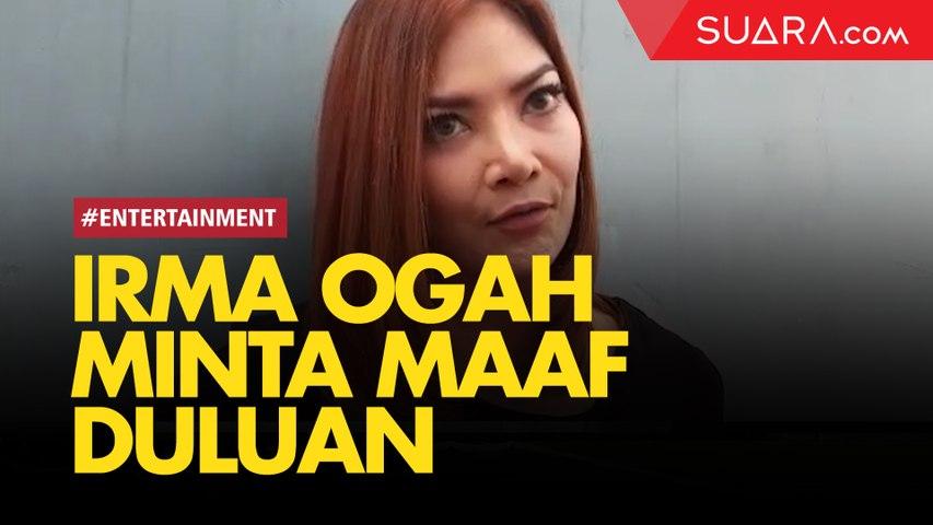 Irma Darmawangsa Ogah Minta Maaf Duluan ke Dewi Sanca