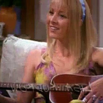 Friends Season 7 Episode 4 The One With Rachel's Assistant