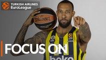 Focus on: Derrick Williams, Fenerbahce Beko Istanbul