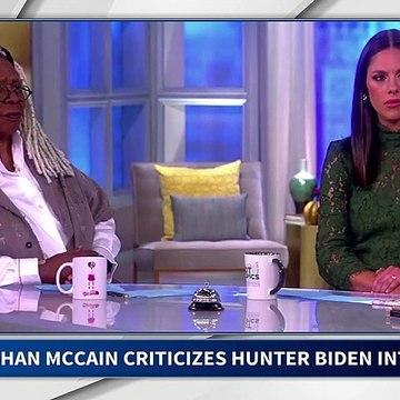Meghan McCain's Nepotism Double-Standard