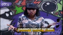 Kaligraph Shows Off Baby Mama Finally