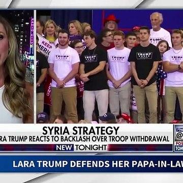 Lara Trump BRAINLESS on Fox News