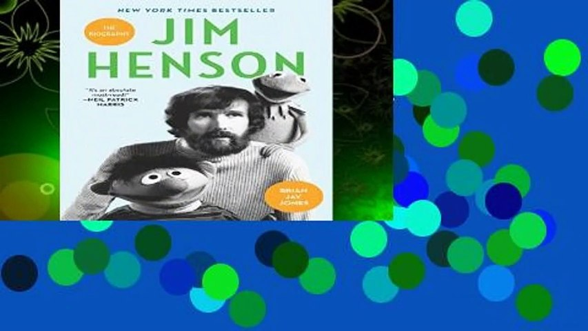 [Read] Jim Henson: The Biography  Best Sellers Rank : #1