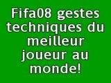 Fifa08 gestes techniques bigood