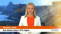 Leading Index shows economic growth well below trend: ASX closes 1.3% higher