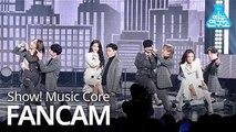 [예능연구소 직캠] MAMAMOO - Wind Flower, 마마무 - Wind Flower @Show Music core 20181215