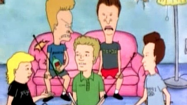 Beavis and Butt-Head Season 5 Episode 18 Party