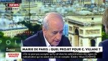 Découvrez pourquoi ce matin Jean-Pierre Elkabbach a demandé à Cédric Villani de lui montrer ses mains en direct sur CNews - VIDEO