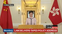 Lam: Any Act That Advocates Hong Kong's Independence Will Not Be Tolerated