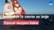 Transat Jacques Vabre : les IMOCA, princes de la course au large