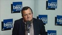 Marc Médeville, président du syndicat des vins de Bordeaux et Bordeaux supérieur, invité de France Bleu Gironde
