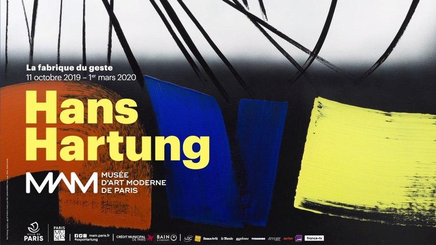 Teaser : Hans Hartung - La fabrique du geste | Musée d'Art Moderne de Paris