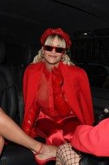 #ELLEyétait… avec Rita Ora à la soirée Escada