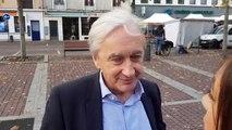 Benoit Jourdain candidat à la maire d'Épinal