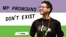 LGBT in Russia: Coming out as genderqueer