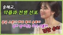 경찰, '송혜교 악성댓글·루머' 유포자 검찰 송치
