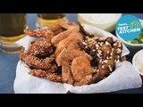 Test Kitchen: Korean Fried Chicken In 3 Ways   Yummy PH