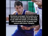 Fil-Am Jason Brickman is set to suit up for Alab Pilipinas in Asean Basketball League
