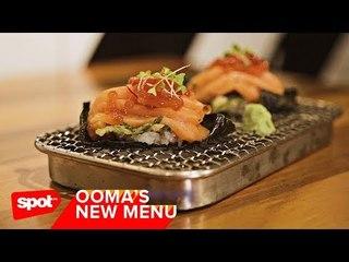 Chirashi, Garlic Steak and More on Ooma's New Menu