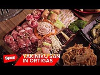 Get Unli Yakiniku, Sushi, and More at Yakiniku San