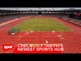 Massive New Sports Hub Is a World-Class Home for Filipino Athletes