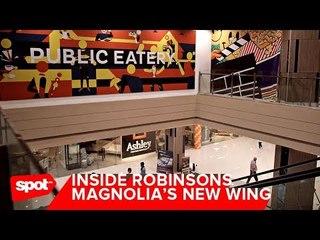 SNEAK PEEK: Robinsons Magnolia's New Wing Is Now Open