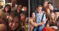 Jennifer Aniston a rejoint Instagram et publie une photo géniale avec ses Friends