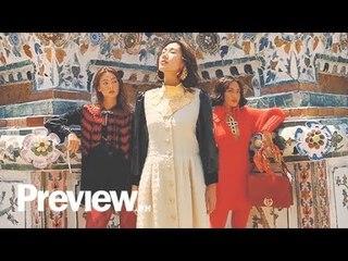 Liz Uy, Laureen Uy, and Madi Ross Explore Bangkok With Gucci