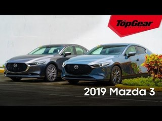Feature: 2019 Mazda 3