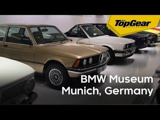 Feature: A tour of the BMW Museum in Munich, Germany