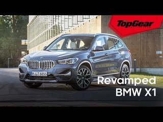 Feature: 2020 BMW X1