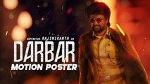 Darbar Motion Picture : ரஜினி ரசிகர்களுக்கு அனிருத் Treat