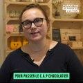 Mon histoire de formation | Carine, chocolatière