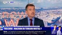 Toulouse: Macron en terrain hostile ? - 16/10