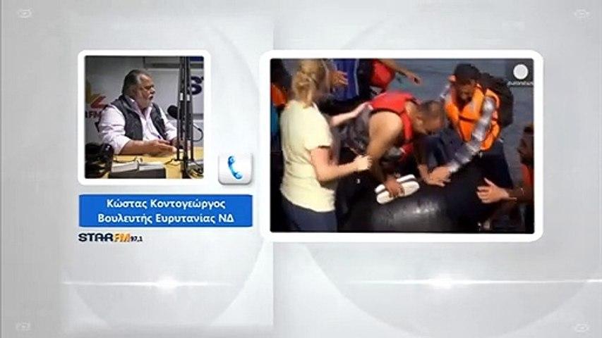 Σκληρή γραμμή από Κοντογεώργο: Στα Ζαγοροχώρια, το Πήλιο και την Αράχωβα θα στείλουν μετανάστες;