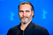 Joaquin Phoenix Surprises Fans in LA at JOKER screening
