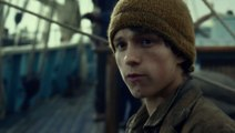 In the Heart of the Sea Movie Clip  - Young Nickerson's Story  - Tom Holland as Thomas Nickerson, the cabin boy and Brendan Gleeson as Old Thomas Nickerson