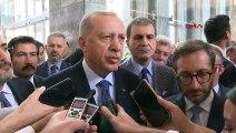 Cumhurbaşkanı Recep Tayyip Erdoğan'dan soruşturma açıklaması!