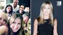 Jennifer Aniston Joins Instagram By Posting A 'Friends' Selfie