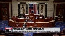 """China warns U.S. not to """"meddle"""" in Hong Kong affairs, following Hong Kong human rights act"""