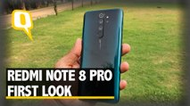 Redmi Note 8 Pro First Look, Specifications & Price