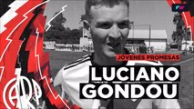 #JóvenesPromesas: Luciano Gondou