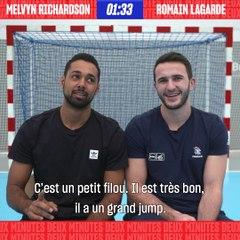 2 minutes #3 - Melvyn et Romain